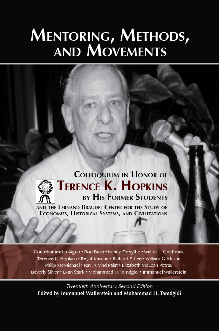 Remembering T. K. Hopkins